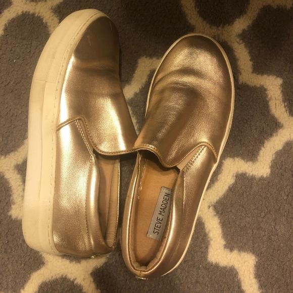 Steve Madden Shoes | Rose Gold Gills